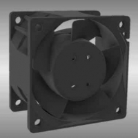AGX06038B 60 x 38mm Axial DC Fan